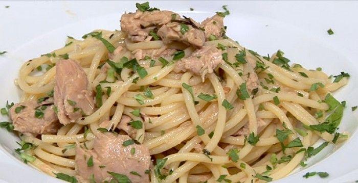 Spaghetti al tonno non è una ricetta per sfigati se fatta con amore - Luciano Pignataro Wineblog
