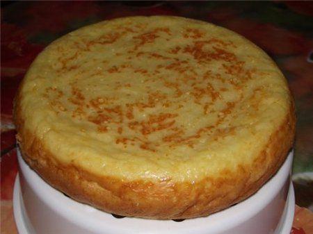 Мясной пирог в мультиварке