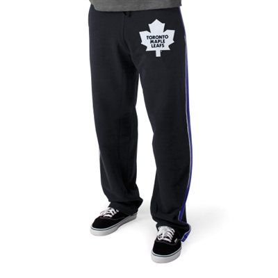 '47 Brand Toronto Maple Leafs Game Day Drawstring Pants - Navy Blue