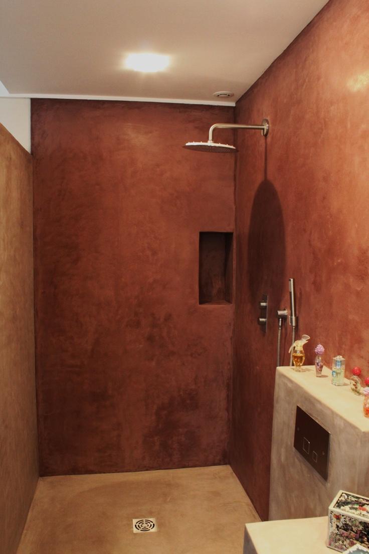 les 7 meilleures images du tableau enduit sur pinterest enduit salle de bains et architecture. Black Bedroom Furniture Sets. Home Design Ideas