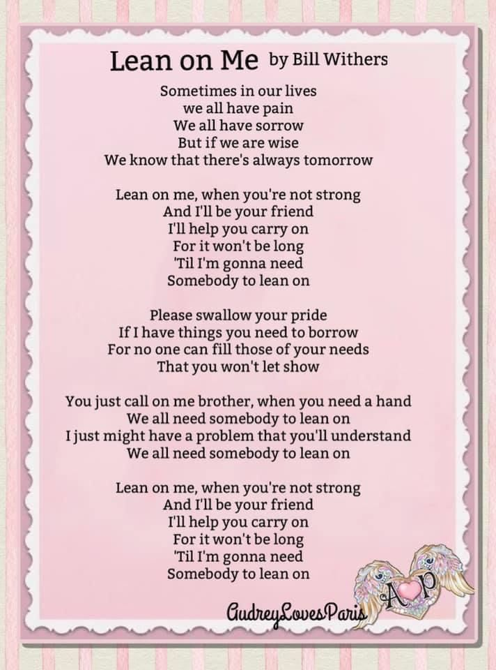 Pin By Podgorsek Caroline On Lyrics Music In 2020 Great Song Lyrics Hymn Music Lyrics To Live By