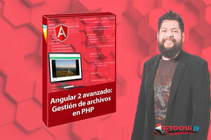 Descargar Curso Angular 2 avanzado Gestión de archivos en PHP  MEGA 1 link