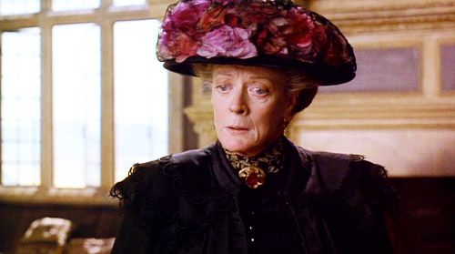 Maggie Smith Mrs Medlock Harry Potter And My Favorite