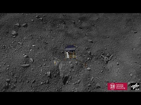 Reconstructing Philae's flight - YouTube