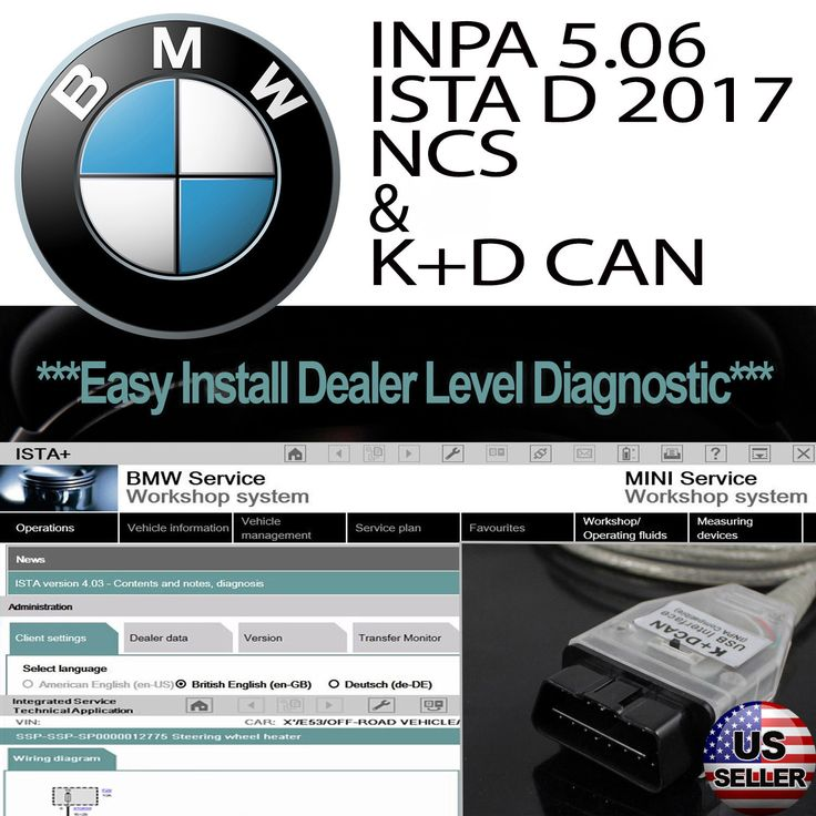 Nice Great BMW DIAGNOSTIC ISTA D INPA NCS EXPERT Tool K + DCAN OBD2 USB Cable FTDI FT232RQ  2018 Check more at https://24auto.ga/2017/great-bmw-diagnostic-ista-d-inpa-ncs-expert-tool-k-dcan-obd2-usb-cable-ftdi-ft232rq-2018/