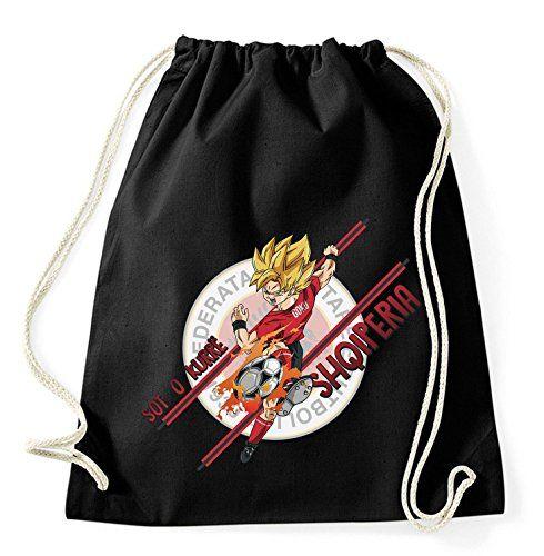 fútbol Bolsa de deporte Son Goku Dragon Ball Alemania Albania Turquía Croacia Austria Suiza Francia Inglaterra Italia España #camiseta #realidadaumentada #ideas #regalo