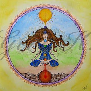 Kamilla Harmónia: Meditációs mandala