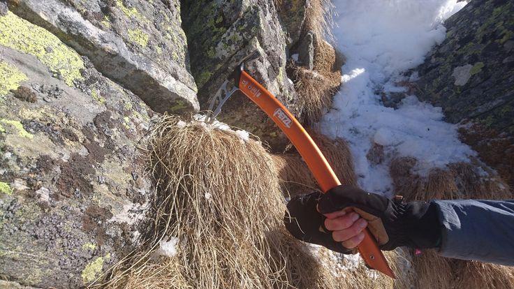 Test Petzl Ride http://wp.me/p2x69e-mcM #Eispickel #HochtourenBergsteigen #Petzl #Skitouren #TestsHochtouren-Ausrüstung #ichliebeberge