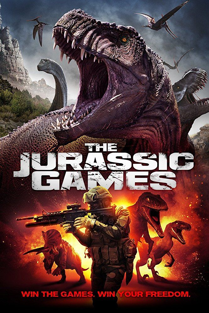 The Jurassic Games Movie Trailer Https Teaser Trailer Com