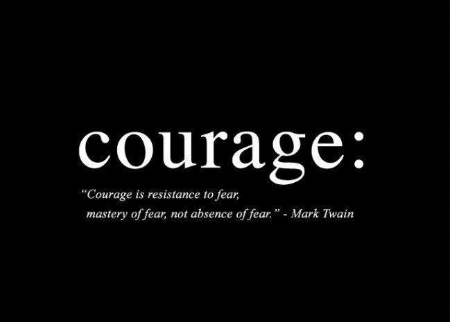 Courage in macbeth