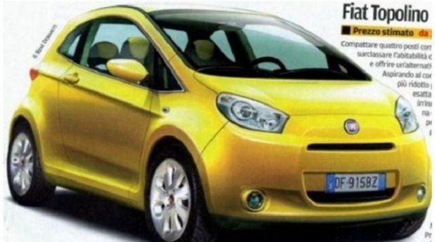 Fiat Topolino 2020 Rumors Car Suv Car Cars