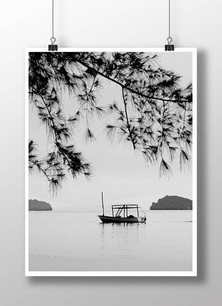 Plakat / Poster – Wietnam_Ha Long_1