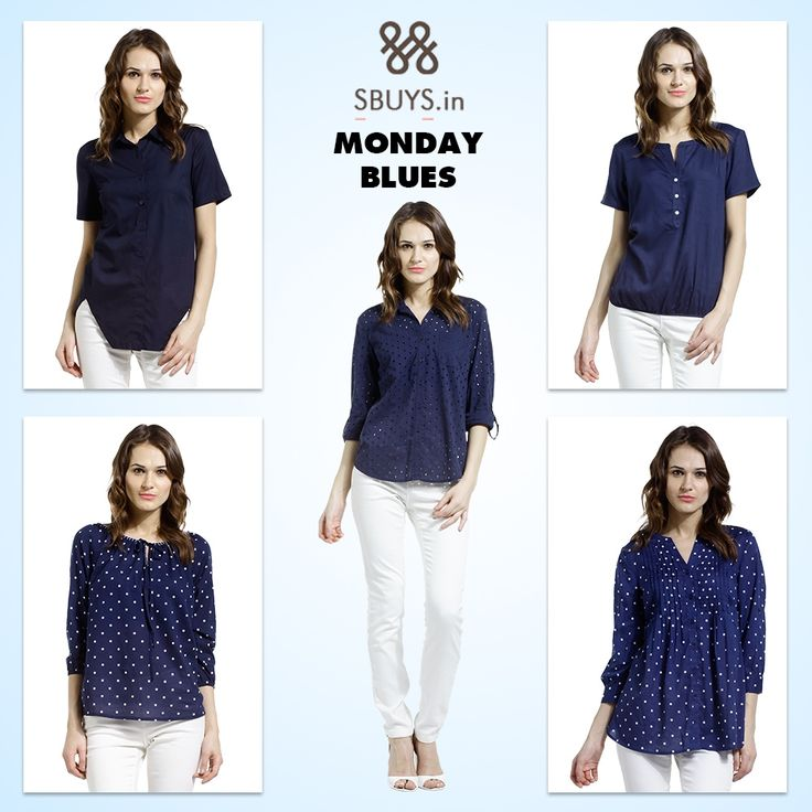 Be #beautiful in #Monday #blues...Explore http://www.sbuys.in/