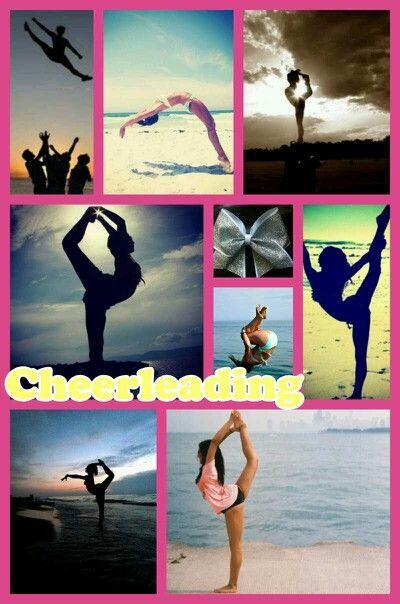 I am on the VM Cheerleading Team!!!