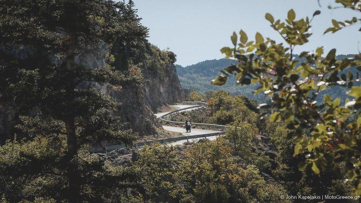 Roads of Parnonas mountain, Lakonia province
