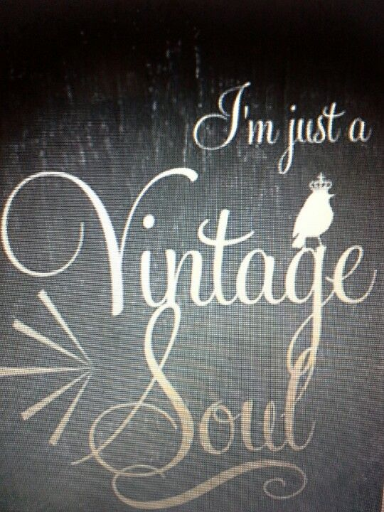 """◔‿◔ I stumbled across this lovely pin and thought you may like it for your """"Vintage"""" board."""