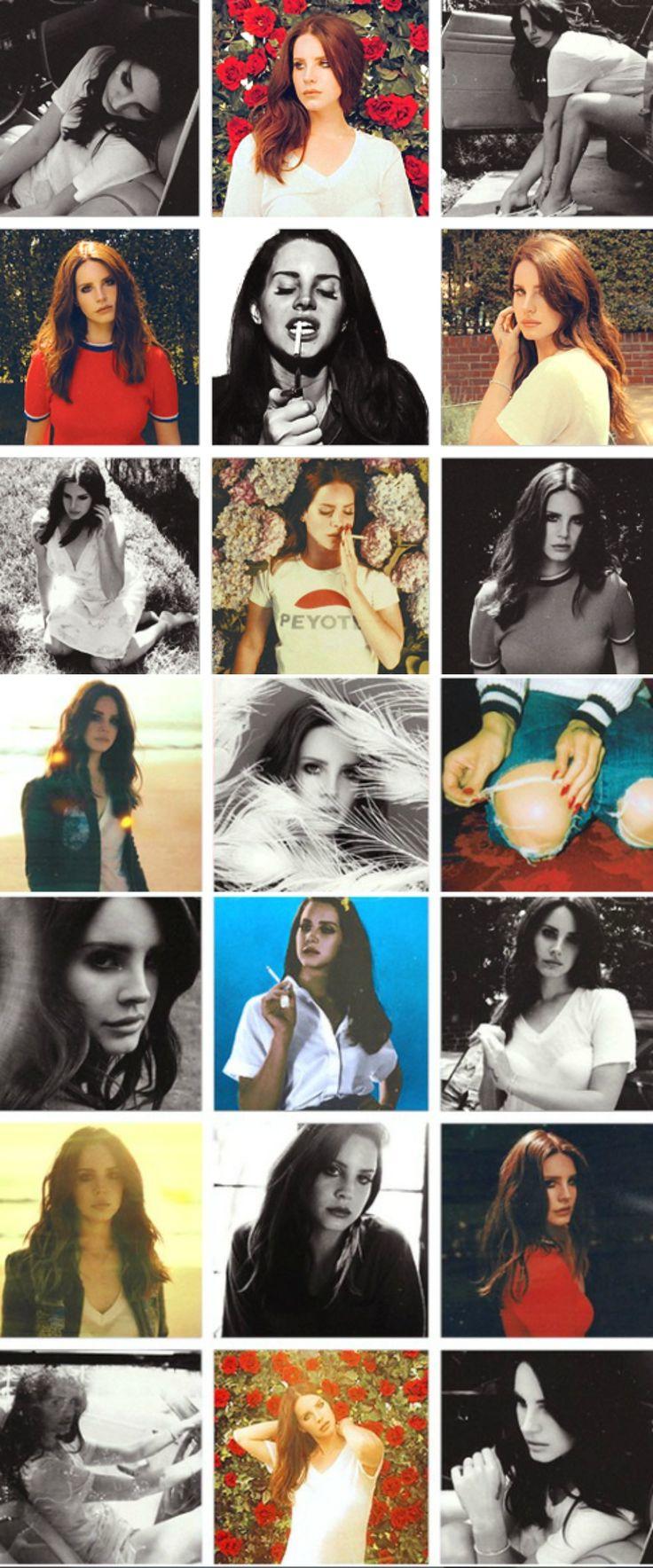 Lana Del Rey #LDR (Ultraviolence Era)