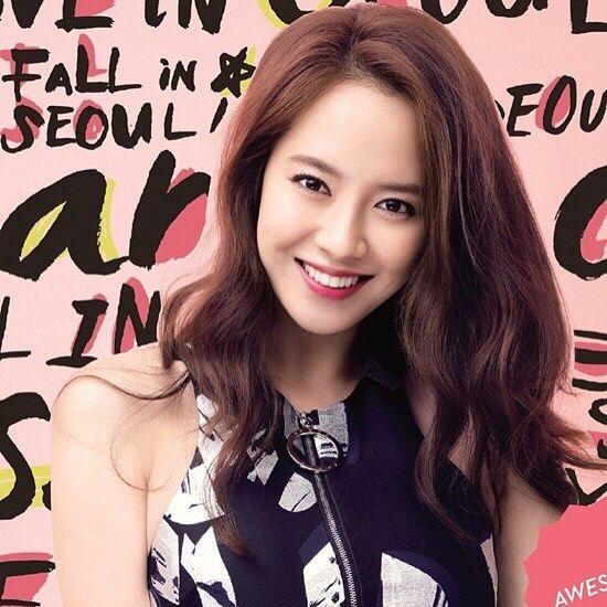 Song Ji Hyo (La conoci en Jackal is coming y Ex girlfriend club y me gustó en Emergency couple)