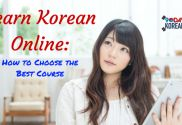 Learn Korean Online How to Choose the Best Course