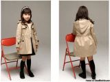 Material: CottonGender: GirlsPattern Type: SolidStyle: FashionFabric Type: JerseyCollar: Turn-down CollarSleeve Length: FullClothing Length: LongOuterwear Type: TrenchItem Type: Outerwear & CoatsCollar: LapelFabric: Cotton blendedAre hooded: HoodedProduct Category: Children coat / jacket / coatSuitable for ages: In girls children ( 3-7 years old )NOTE: Please compare the detail sizes with yours before you buyHint for choosing proper size:1. Use similar clothing to compare with the size.2...