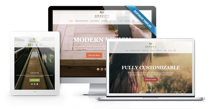 The Gravity #Joomla #template is the latest #responsive #design we have created for December 2014 and is available for download at the Energize themes website. Gravity is mobile ready and is easy to use and customize plus it comes with lots of really useful built-in features to help you create a #professional website for #Joomla. To find out more about Gravity visit us at the website today.