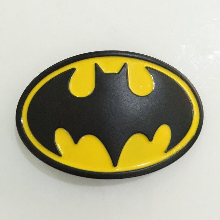 Batman Belt Buckle - Fit 4cm Wideth Belt – Superhero Universe