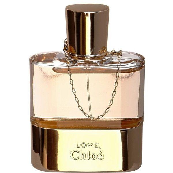 Chloé Eau de Parfum CHLOE LOVE ($55) ❤ liked on Polyvore featuring beauty products, fragrance, perfume, makeup, beauty, accessories, chloe fragrance, eau de perfume, perfume fragrances and edp perfume