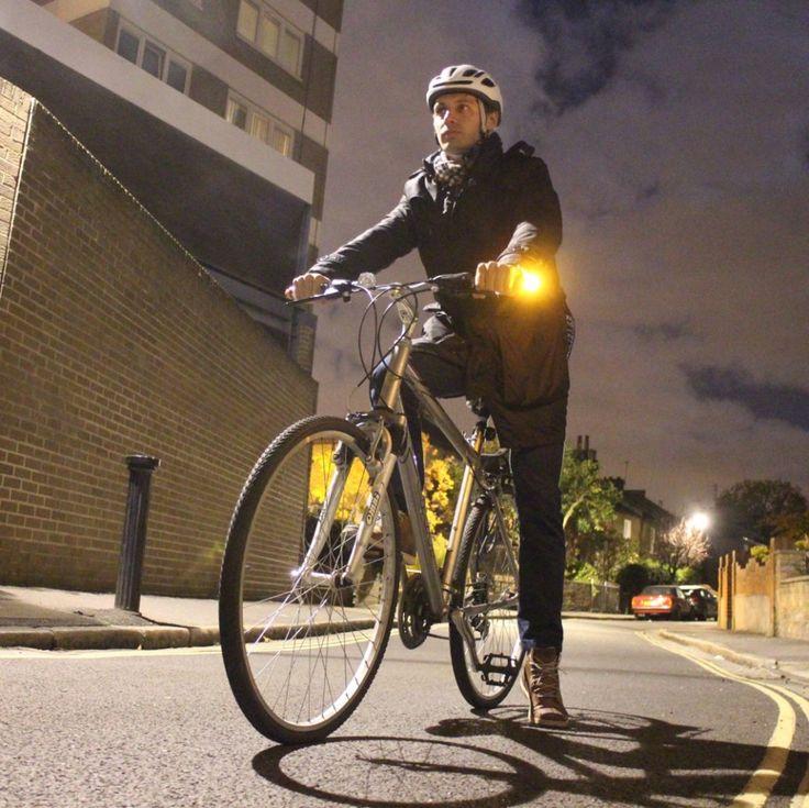 Smerovky na bicykel WingLights