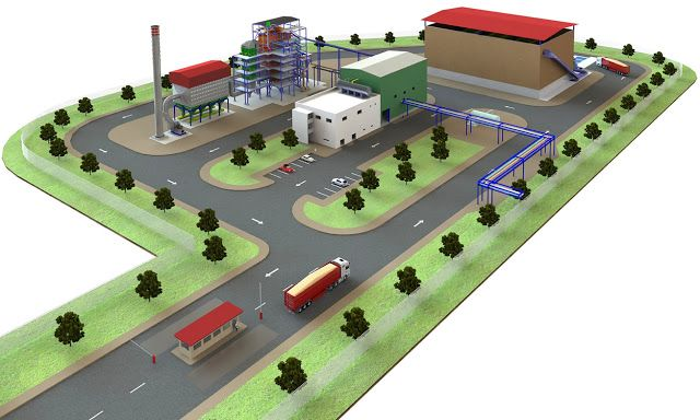 MATONGO KWETU: costructed thermal power plant using solid waste t...