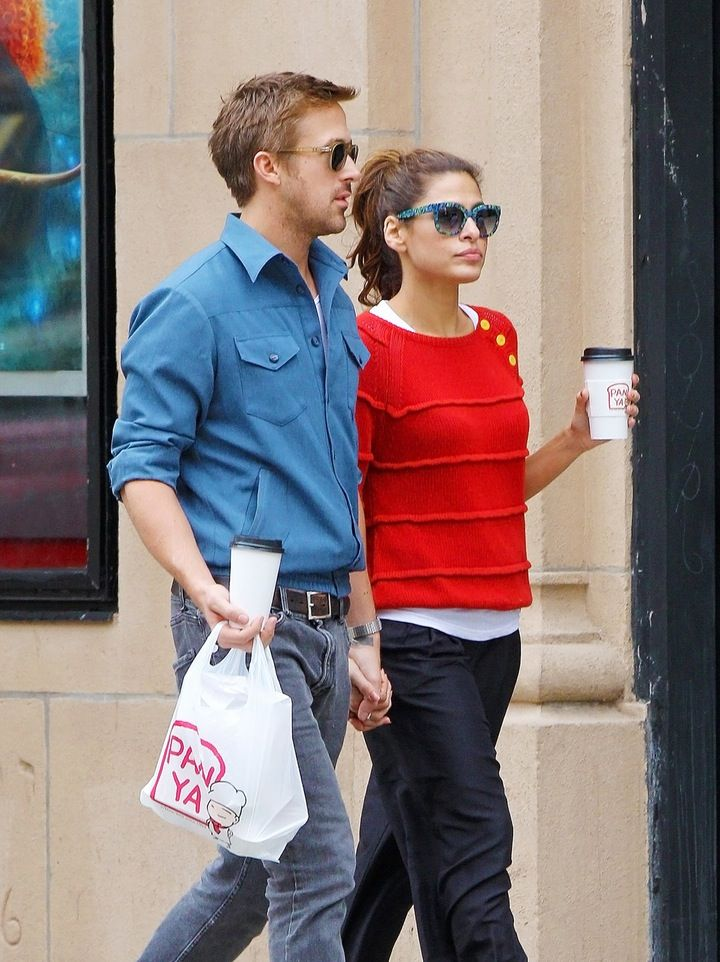 "Ryan Gosling Gushes About Girlfriend Eva Mendes: ""I'm With the Person I'm Supposed to be With"""