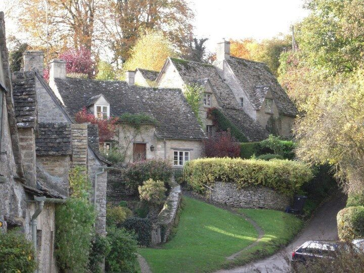 107 Best Cotswold Images On Pinterest English Cottages