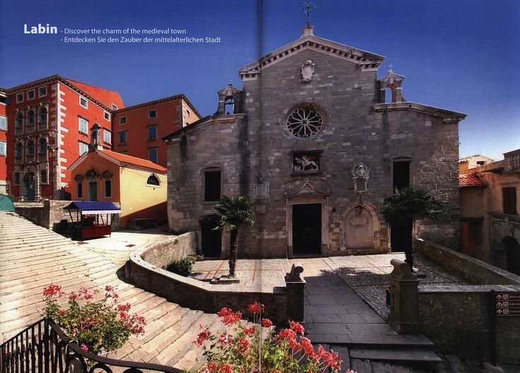 https://flic.kr/p/LPqyHM   Labin, Rabac; 2012_3, Istria, Croatia