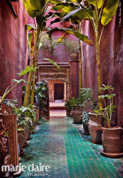 Best 25 mauve color ideas on pinterest fall hair color for Moroccan style garden ideas