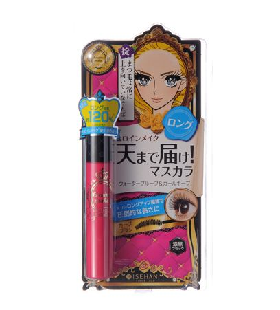 #KissMe Heroine #Mascara. I believe they used to carry this at Sephora. So happy to pick some up in Hong Kong #makeup #beauty