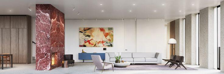 david chipperfield the bryant 16 west 40 new york interiors designboom