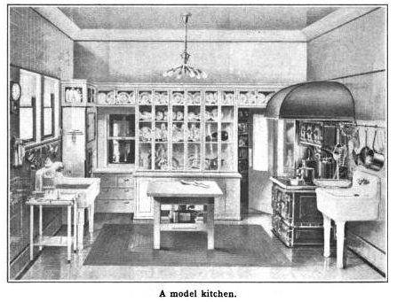 184 Best Vintage Kitchens Images On Pinterest Vintage