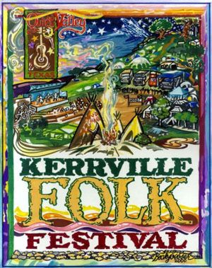 Just like everything else in Texas, the Kerrville Folk Music Festival is BIG! May 24 - June 10, 2012... find out what to do & where to RV or camp!