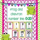 In this download you will find a cute and practical number line to display in your classroom.  The number line features the numbers 0-20 and includ...