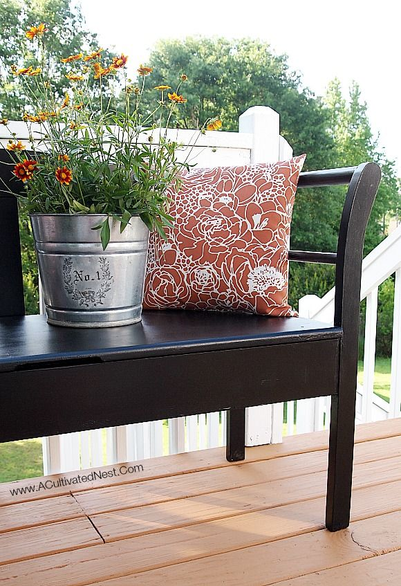 Best 25+ Painted benches ideas on Pinterest | Picnic table ...