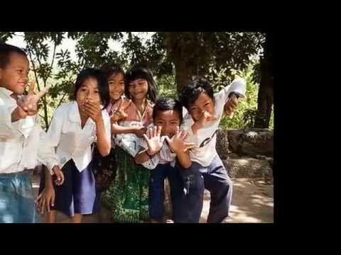 Children Making Paper House - YouTube