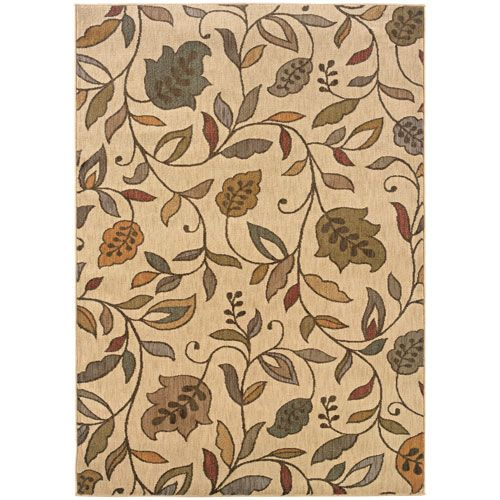 Palermo Rectangular: 3 Ft. 10 In. x 5 Ft. 5 In. Rug - (In Rectangle)