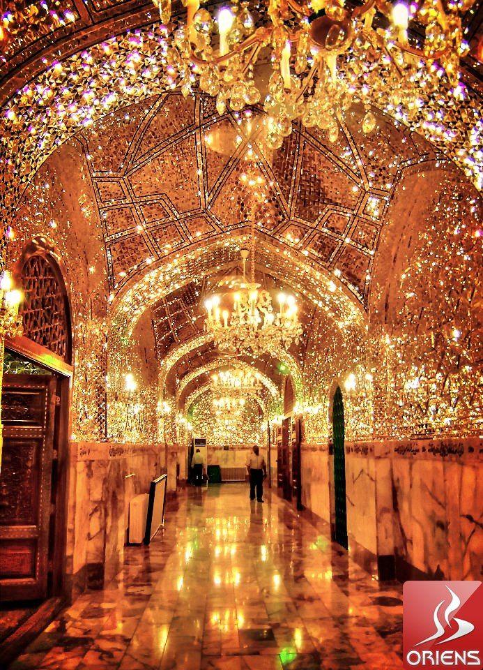A mosque in Yazd, Iran #irantravelingcenter www.facebook.com/loveswish