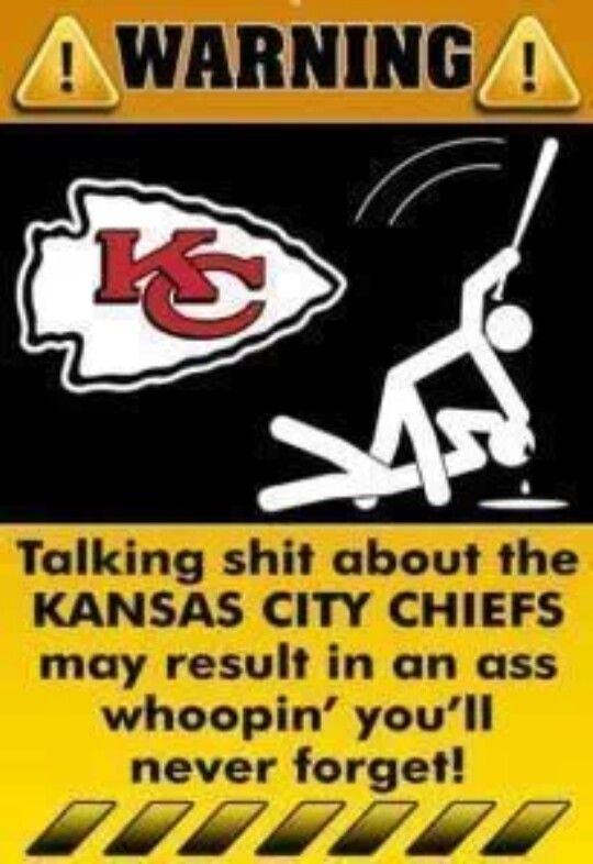 Kansas City Chiefs!