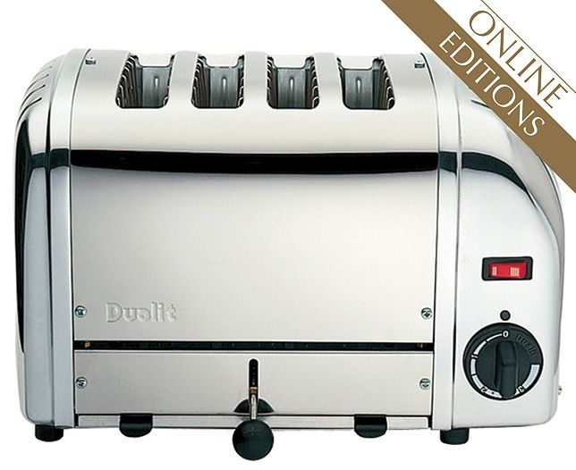 Dualit Vario 4 Slice Toaster from Scotts of Stow