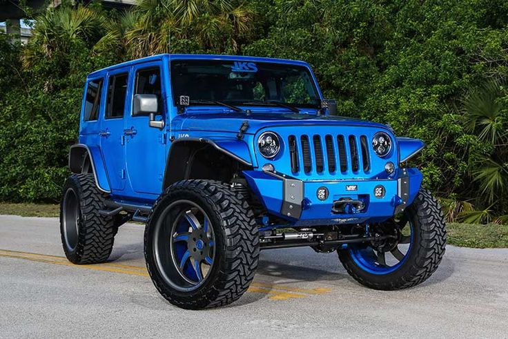 Blue-Custom-Jeep-Wrangler-0