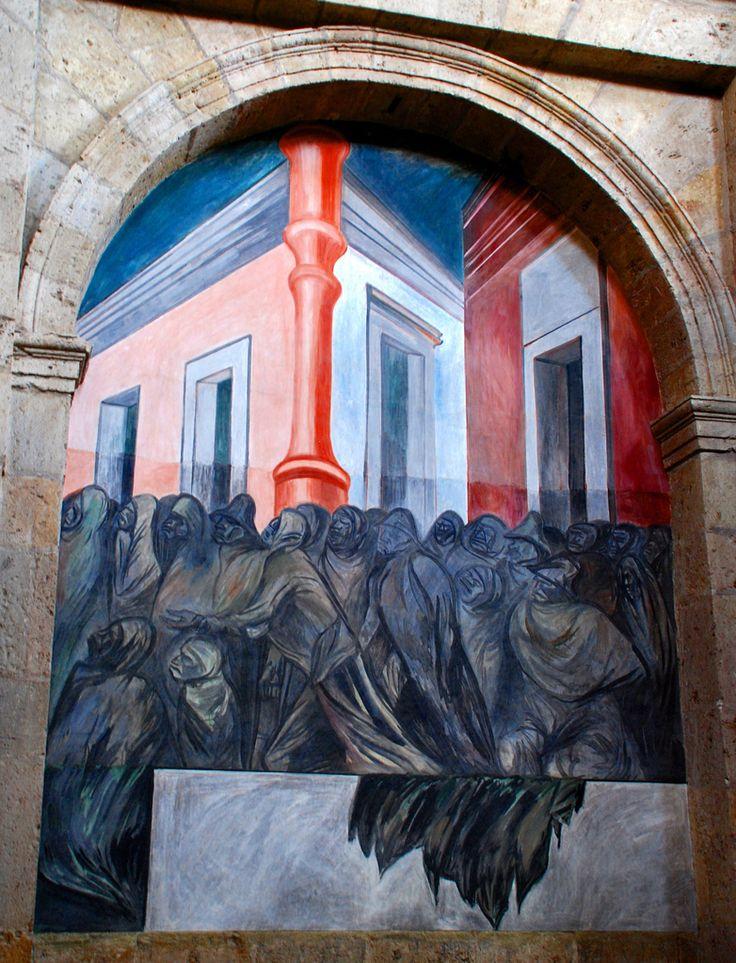 100 mejores im genes sobre jos clemente orozco muralista for El mural guadalajara jalisco