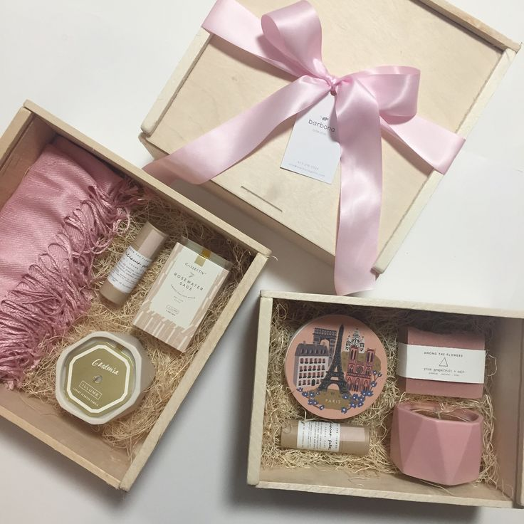 Mother's Day gift box | gifts for her | gift hamper pamper box | pink beauty products | barbona gifts | ideas for Mother's Day | presents for moms | barbona gifts