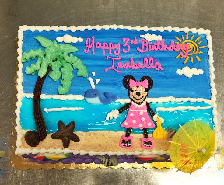 85 best Beach and Nautical Themed Cakes images on Pinterest Cake