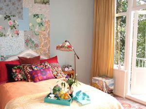 Colourful Bed and Breakfast in Amsterdam, Noord-Holland, Netherlands