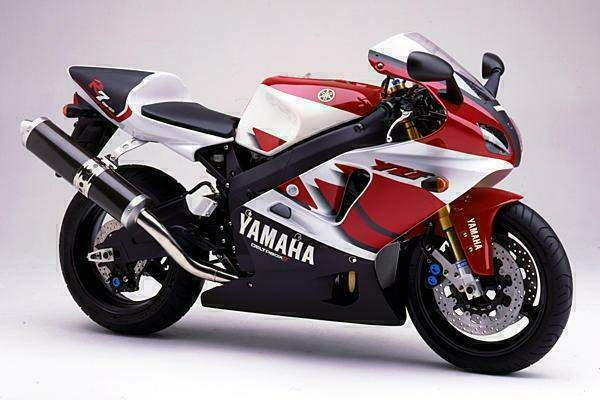 Yamaha R7, as rare as rocking horse shit!!